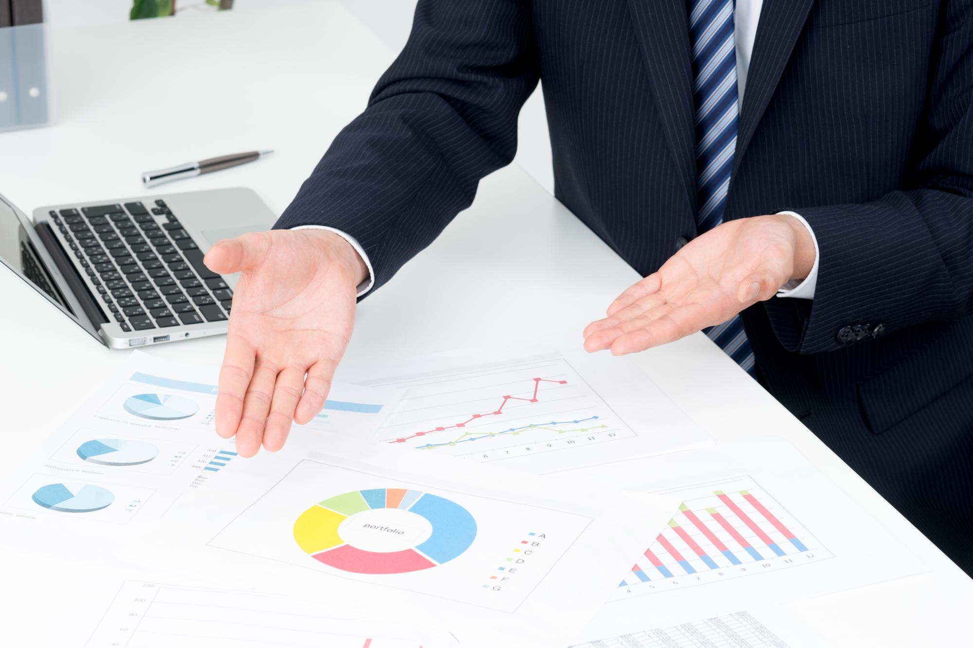 統計データの作成・販売