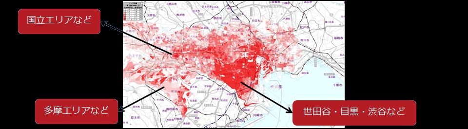 年収別世帯数推計データ2015 住宅所有形態なし
