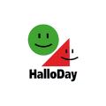halloday_logo